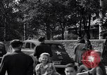 Image of Displaced Persons' Center Bensheim Germany, 1946, second 4 stock footage video 65675037246