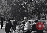 Image of Displaced Persons' Center Bensheim Germany, 1946, second 9 stock footage video 65675037246