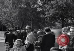 Image of Displaced Persons' Center Bensheim Germany, 1946, second 10 stock footage video 65675037246