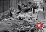 Image of concentration and death camp Mauthausen Austria, 1945, second 8 stock footage video 65675037255