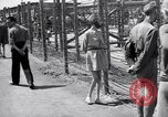 Image of concentration and death camp Mauthausen Austria, 1945, second 6 stock footage video 65675037256