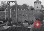 Image of concentration and death camp Mauthausen Austria, 1945, second 4 stock footage video 65675037257
