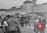 Image of concentration and death camp Mauthausen Austria, 1945, second 1 stock footage video 65675037260