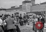 Image of concentration and death camp Mauthausen Austria, 1945, second 2 stock footage video 65675037260