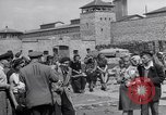 Image of concentration and death camp Mauthausen Austria, 1945, second 3 stock footage video 65675037260