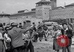 Image of concentration and death camp Mauthausen Austria, 1945, second 4 stock footage video 65675037260