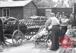 Image of concentration and death camp Mauthausen Austria, 1945, second 3 stock footage video 65675037261