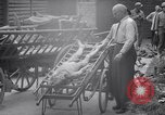 Image of concentration and death camp Mauthausen Austria, 1945, second 7 stock footage video 65675037261