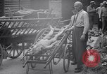 Image of concentration and death camp Mauthausen Austria, 1945, second 8 stock footage video 65675037261