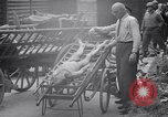 Image of concentration and death camp Mauthausen Austria, 1945, second 9 stock footage video 65675037261