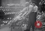 Image of concentration and death camp Mauthausen Austria, 1945, second 10 stock footage video 65675037261