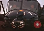 Image of 173rd Assault Helicopter Company Lai Khe South Vietnam, 1967, second 9 stock footage video 65675037277