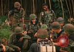 Image of US Army 1st Infantry soldiers South Vietnam, 1967, second 10 stock footage video 65675037279