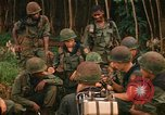 Image of US Army 1st Infantry soldiers South Vietnam, 1967, second 12 stock footage video 65675037279
