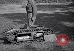 Image of German Robot tanks Germany, 1946, second 5 stock footage video 65675037281