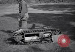 Image of German Robot tanks Germany, 1946, second 6 stock footage video 65675037281