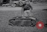 Image of German Robot tanks Germany, 1946, second 10 stock footage video 65675037281