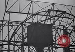 Image of German radar antennas Germany, 1946, second 3 stock footage video 65675037282