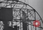 Image of German radar antennas Germany, 1946, second 4 stock footage video 65675037282