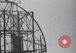Image of German radar antennas Germany, 1946, second 5 stock footage video 65675037282