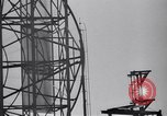 Image of German radar antennas Germany, 1946, second 6 stock footage video 65675037282