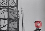 Image of German radar antennas Germany, 1946, second 7 stock footage video 65675037282