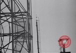 Image of German radar antennas Germany, 1946, second 8 stock footage video 65675037282