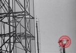 Image of German radar antennas Germany, 1946, second 9 stock footage video 65675037282
