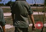 Image of 1st Infantry Division Stand Down Center Vietnam, 1969, second 3 stock footage video 65675037293