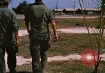 Image of 1st Infantry Division Stand Down Center Vietnam, 1969, second 4 stock footage video 65675037293
