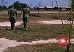 Image of 1st Infantry Division Stand Down Center Vietnam, 1969, second 7 stock footage video 65675037293