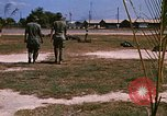 Image of 1st Infantry Division Stand Down Center Vietnam, 1969, second 8 stock footage video 65675037293