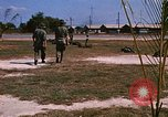 Image of 1st Infantry Division Stand Down Center Vietnam, 1969, second 9 stock footage video 65675037293