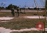 Image of 1st Infantry Division Stand Down Center Vietnam, 1969, second 10 stock footage video 65675037293