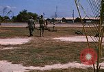 Image of 1st Infantry Division Stand Down Center Vietnam, 1969, second 11 stock footage video 65675037293