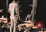 Image of unloading combat gear Vietnam, 1969, second 3 stock footage video 65675037300