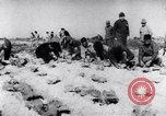 Image of Allied prisoners work at Japanese prison camp Pacific theater, 1941, second 5 stock footage video 65675037309