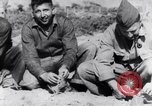 Image of Allied prisoners work at Japanese prison camp Pacific theater, 1941, second 8 stock footage video 65675037309