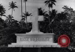 Image of Lest we forget memorial Pacific theater, 1941, second 8 stock footage video 65675037313