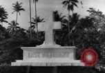 Image of Lest we forget memorial Pacific theater, 1941, second 9 stock footage video 65675037313