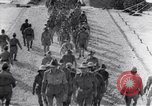 Image of ceremony at prison camp Pacific theater, 1941, second 2 stock footage video 65675037314