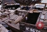 Image of scrap and cargo Saigon Vietnam, 1966, second 6 stock footage video 65675037336
