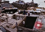 Image of scrap and cargo Saigon Vietnam, 1966, second 9 stock footage video 65675037336