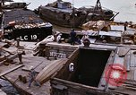 Image of scrap and cargo Saigon Vietnam, 1966, second 10 stock footage video 65675037336