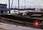 Image of Cargo being loaded in trucks Saigon Vietnam, 1966, second 5 stock footage video 65675037337