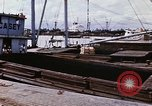 Image of Cargo being loaded in trucks Saigon Vietnam, 1966, second 6 stock footage video 65675037337