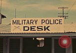 Image of 720th military police Vung Tau Vietnam, 1970, second 12 stock footage video 65675037346