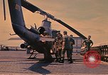 Image of Cobra or AH-1G Vung Tau Vietnam, 1970, second 11 stock footage video 65675037370