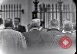 Image of Elected officials visit White House after Kennedy assassination Washington DC USA, 1963, second 6 stock footage video 65675037393
