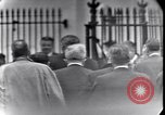 Image of Elected officials visit White House after Kennedy assassination Washington DC USA, 1963, second 7 stock footage video 65675037393